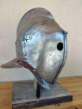ELMO ROMANO GLADIATORE SECUTORES Helmet Retiarius scissor Thraex murmillone helm