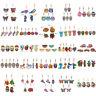 5D DIY Full Drill Diamond Painting Key Chains Keyring Handmade Keychain Decor