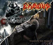 Exodus - Tempo Of The Damned / Shovel Headed Kill Machine (NEW 2CD)