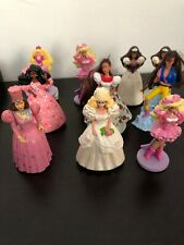 Barbie Toy LOT Burger King