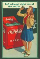 Coca Cola, Pepsi, Vintage Soft Drink Ads reprint 8.50 x 11 inches photo 099