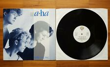 """a~ha ★ Take On Me 1984 ★ ITALY 1st EDITION 12"""" 