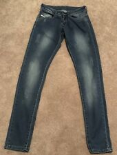 Diesel slim skinny Jeans Tag30–24x30 GUC Runs small look at measurements in pics