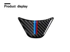 Carbon Fiber Steering Wheel Cover Trim pour BMW X1 F48 1+2 Series F52 F45 FXP