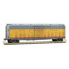 N Scale - MICRO-TRAINS Line 031 44 510 MILWAUKEE ROAD 50' Box Car