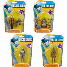 Doctor Who Plastic Action Figures