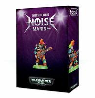 Chaos Space Marines Noise Marine Warhammer 40K NIB