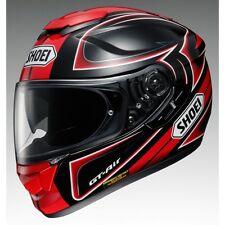 Shoei GT AIR TC1 Expanse Red/Black Motorcycle Helmet WAS £500