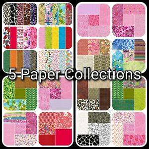 Decopatch Paper, Decoupage Paper Pack, 5 pieces of your choice **BIG RANGE**