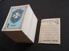 *** Panini World Cup 78 Stickers (1978) ***