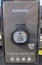 Garmin Forerunner 235 GPS Running Watch w/ Wrist-based HRM Monitor NEW Free Ship