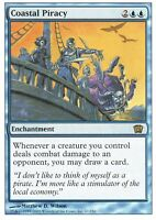 Coastal Piracy | NM | 8th Edition | Magic MTG
