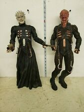 Neca Hellraiser Pinhead and Chatterer 18in Figures LOOSE