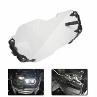 Quick Release Clear Headlight Guard for BMW R1200GS ADV Adventure 13-18 R1250GS