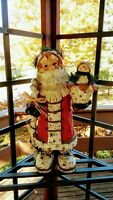 SANTA☆HOLIDAY☆BETHANY LOWE  STYLE☆CHRISTMAS☆VINTAGE☆COLLECTABLE☆DECORATION☆