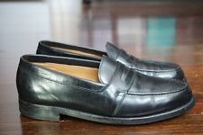 RARE | JOHN LOBB CHURSTON LOPEZ LOAFER UK 6 E US 7 BLACK LEATHER CALFSKIN 6000