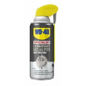 WD40 Specialist Lubrifiant sec PTFE 400 ml
