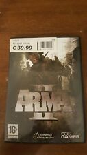 ARMA II 2 PC DVD-ROM V.G.C. FAST POST FPS shooter game & complete