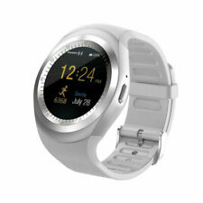 Bluetooth reloj inteligente smartwatch Sim impermeable para Android / iOS