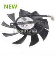 87mm 12V 0.55A 4pin PLA09215B12H Fan For Video card MSI N560,570 580GTX HD6870