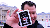SWITCHBOX by Mickael Chatelain Gimmick Close up Magic Tricks Illusions Street