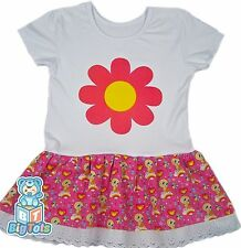 "BIG TOTS Tweetie baby girl dress 31-35"" chest adult size"
