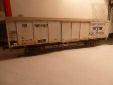 Kühlwagen Transthermos der DB Spur 1 Handarbeitsmodell gealtert