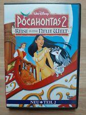 Pocahontas 2 Reise In eine Neue Welt walt disney Dvd