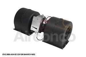 Spal Centrifugal Blower Fan, 008-A54-02, 4 Speed, 12v - Genuine Product!