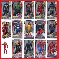 Marvel Legends Avengers Infinity War Super Heros Action Figure Toys LED for kids