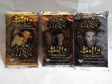 BUFFY THE VAMPIRE SLAYER CCG ANGEL'S CURSE SEALED BOOSTER PACK