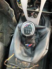 Bmw E60/e61 Lci M Sport Gear Knob With Gaiter