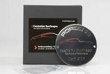 Porsche 911 993 964 996 997 Grill Badge Plakette Faszination Sportwagen 2016