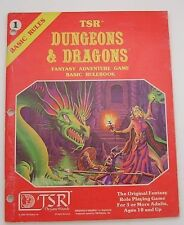 Dungeons & Dragons TSR Role Playing Games