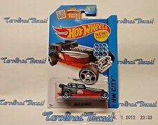 "2015 Hot Wheels Factory Set #13 (black & red ~ MAC Tools) ""GREAT GATSPEED"" ~ CC4"