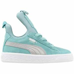 Puma Suede Fierce Ac - Toddler Girls  Sneakers Shoes Casual