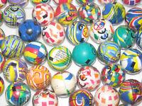 Jeu Jouet Lot x4 Balles Rebondissantes Aléatoire Bouncing Balls NEUF
