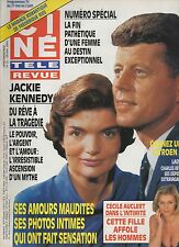 CINE REVUE (belge) 1994 N°21 john kennedy cecile auclert jacques villeret