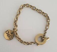 Dolce & Gabbana Bracelet Jewels Women's in Gold Tone Unisex - Authentic
