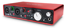 Focusrite Scarlett 2i4 1st Gen Audio-USB-Interface