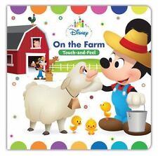 Disney Baby on the Farm (Board Book)