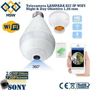Telecamera iP PTZ WiFi da interno 2MPX Con sensore 720P Onvif Day Night ICSEE