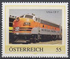 personalisierte Marke 8013110 Lokomotiven USA CF-7 Eisenbahn