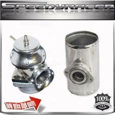 """3.5"""" O.D. RS Flange Adapter+Turbo Tpye  S/RS BOV For Universal Cars Trucks"""