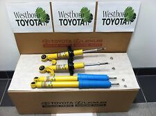Toyota Tacoma X-Runner 2005-2015 OEM Genuine New Front and Rear Bilstein Shocks