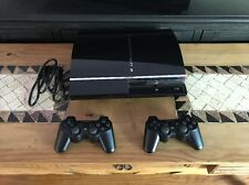 Sony PlayStation 3 Console System PS3 60-Gb Backwards Compatible Used cecha01