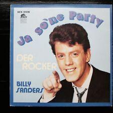 BILLY SANDERS - JA SO'NE PARTY - DER ROCKER