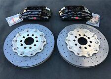 Original Audi Sport R8 LMS Carbon Keramik 356x32mm Bremsanlage R16 Set Scheiben