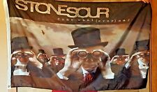 STONE SOUR ~ Come what ever may RARE ~ NEW ~ Corey Taylor  3x5ft Flag