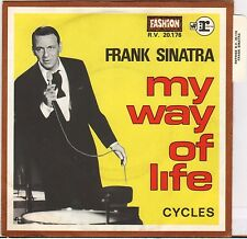 "FRANK SINATRA ""MY WAY OF LIFE"" 60'S SP REPRISE R.V. 20.176"